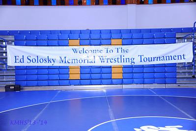 Ed Solosky Wrestling Tournament 1-11-14MrPlevritis