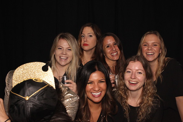 December 7, 2018 - FCB/Six Creative Holiday Party