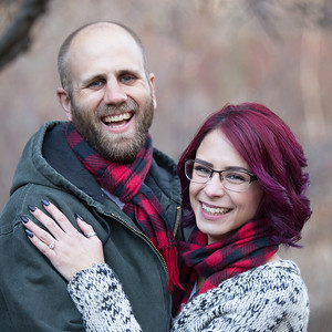Crystal and Troy's Engagement Photos