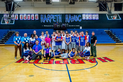 Harpeth Best Buddies / Special Olympics In School Game