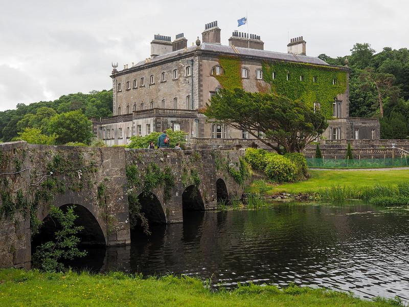 Westport House in Ireland