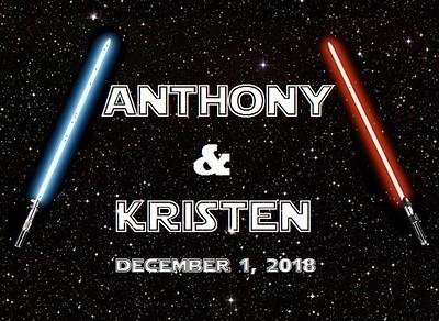 Anthony & Kristen's Wedding!