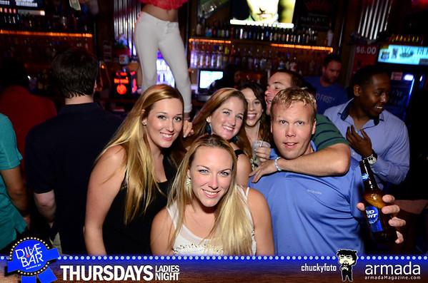 Dive Bar Thursdays - 09.19.2013