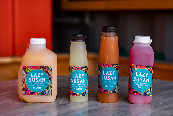 Lazy Susan To-Go Cocktails