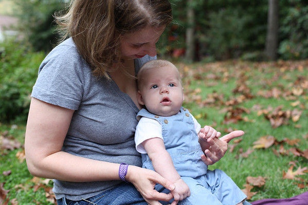 Marjory and Noah - Oct. 2012