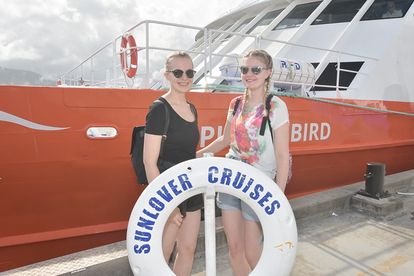 Sunlover Cruises 07th January 2020