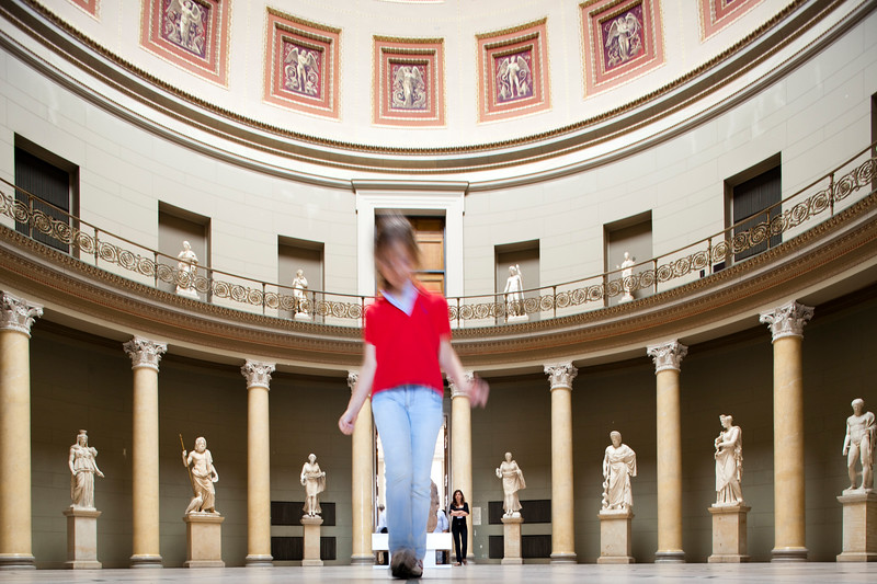 Rotunda, Altes Museum, Berlin, Germany