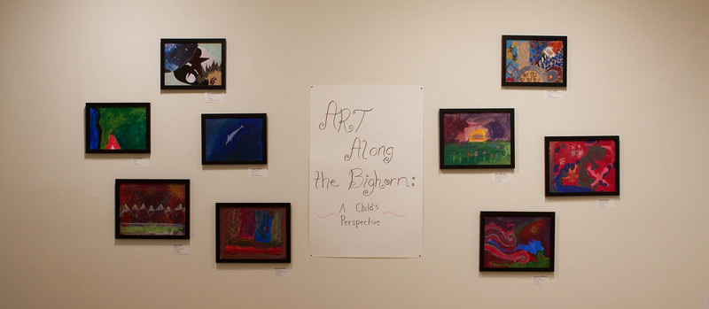 """""""Art Along the Bighorns"""" (9.27.18)"""