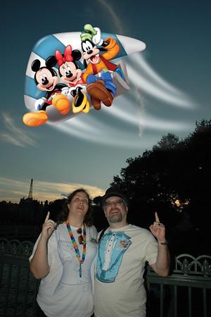 Disney Magic Shots