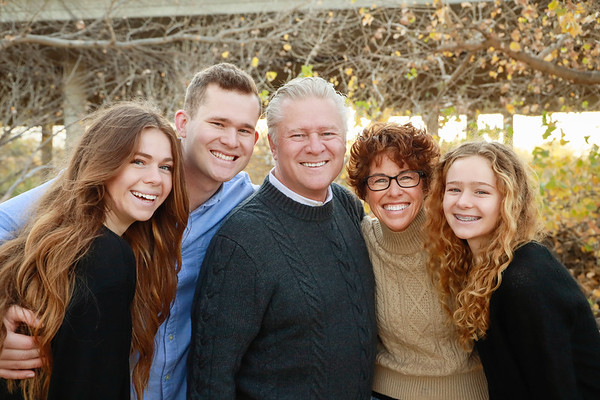 Caddow Family 2020