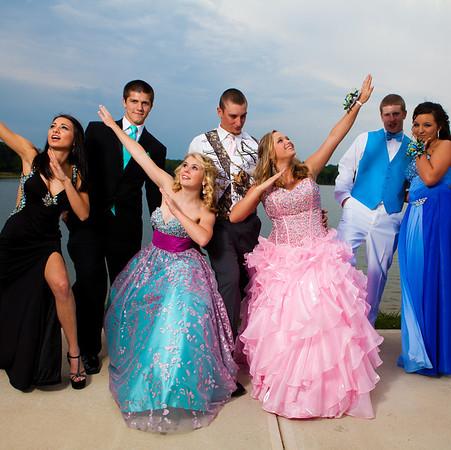 2013 North Gaston Prom - 5/11/13