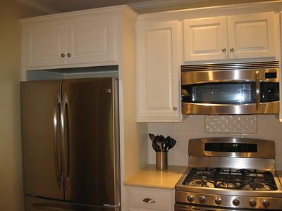 Cream Painted Kitchen