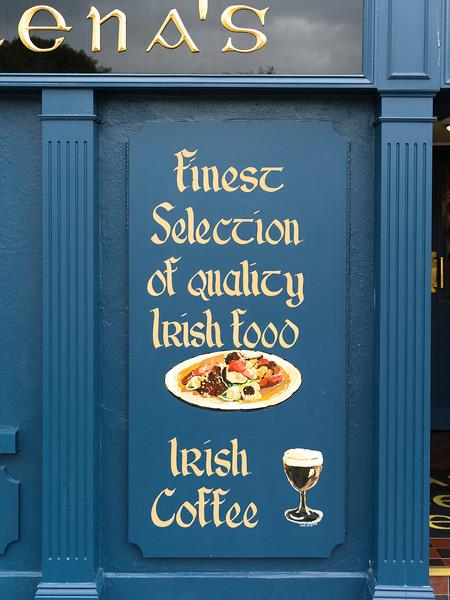 Aunty Lena's Bar, Adare, County Limerick, Republic of Ireland
