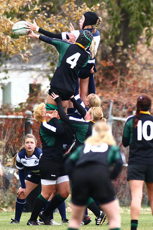 2011 Women's Cougar Rugby