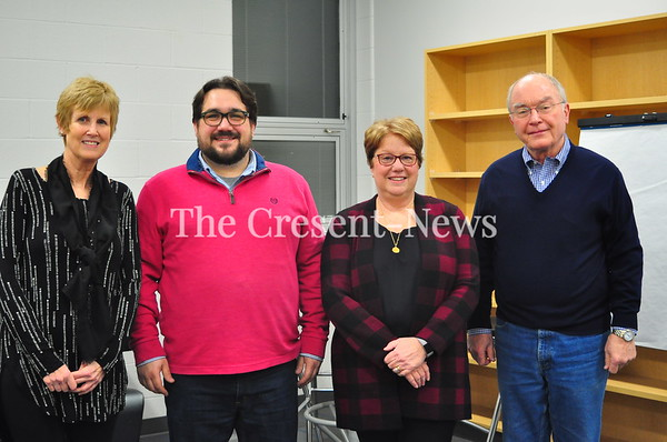 01-16-19 NEWS Defiance City Schools Foundation New Officers