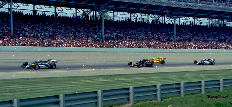 1980 Indy 500