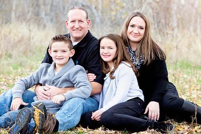 Neal Family 2015