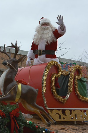 Oakville Santa Claus Parade - 2006