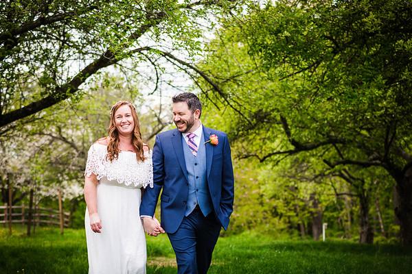 Martha + Andrew | The Micro Wedding | 05.09.2020