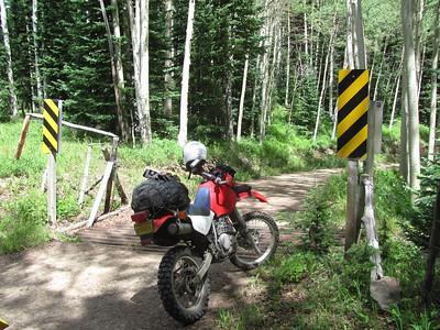 CO- Chimney Rock Pass (UNP)