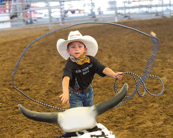 2013 Norco Horseweek Challenged Children's Rodeo