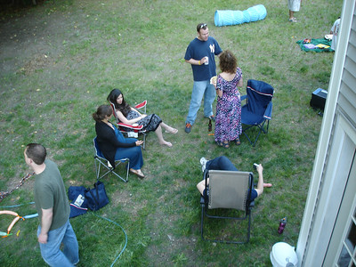 Bowmans' Pre Tour Hang '09