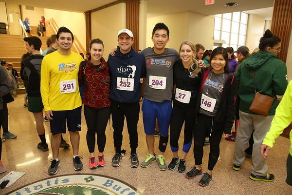 2017 UB Run for Smiles 5K