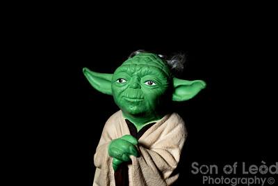 6th Jan Yoda & Lights