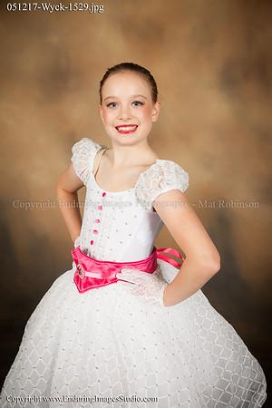Ballet 2 (Wed. 5:00)