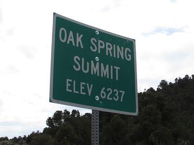 NV- Oak Springs Summit