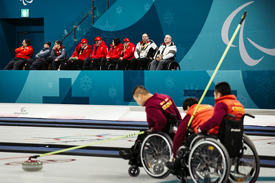 Curling  (10.03-17.03)