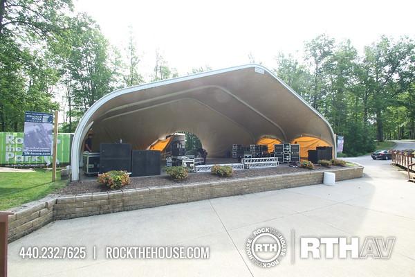 2017-06-29 - ROCK THE PARK SETUP