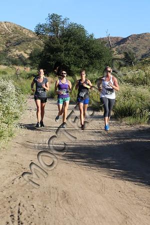 Half Marathon  - Start &  trail running