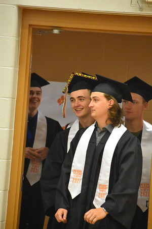 2021 Mobridge-Pollock Graduation