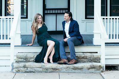 Natalie + Brandon Engagement