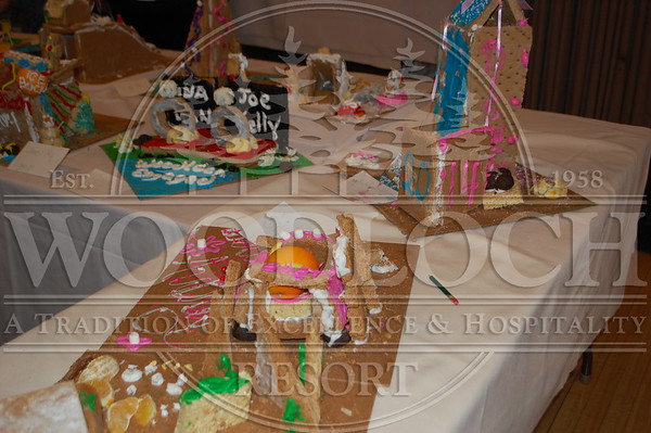 December 30 - Gingerbread Wars