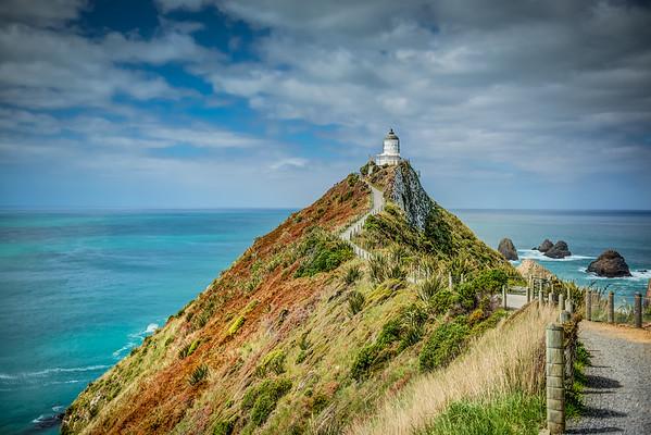 New Zealand - Catlins Region
