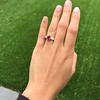 3.21ctw Burma N-Heat Ruby Ring, by Mellerio 18
