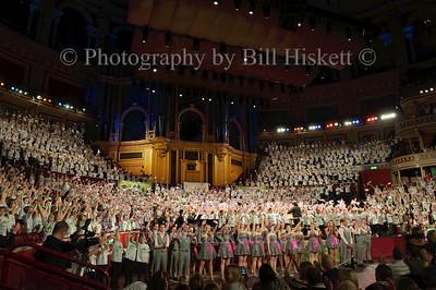 Barnardos Concert Royal Albert Hall 6-11-12. Rehearsal and Concert shots