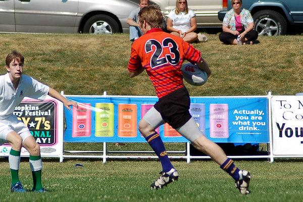 2006 Raspberry Fest Rugby