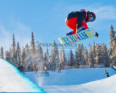 Copper Mountain Half Pipe - USASA -12/13/15