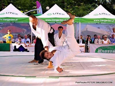 Aikido Show august 2014 Krotoszyn