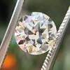 1.53ct Old European Cut Diamond, GIA I VS1 0