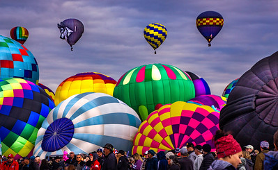 Albuquerque Balloon Fiesta - Oct 2018