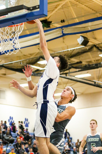 Twinsburg Boys Varsity Basketball