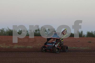 Abilene Speedway 8-31-13 w/ASCS