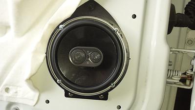 Suburban Speaker Installations