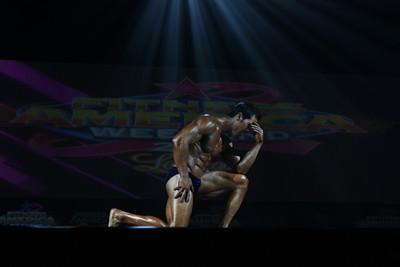 Anthony Mangione - 2011 Musclemania
