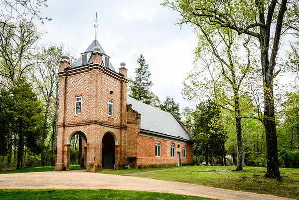 Colonial Churches of Virginia