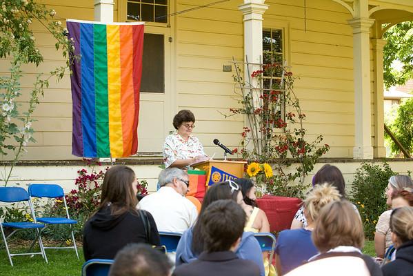 Rainbow Ceremony Ceremony 2008